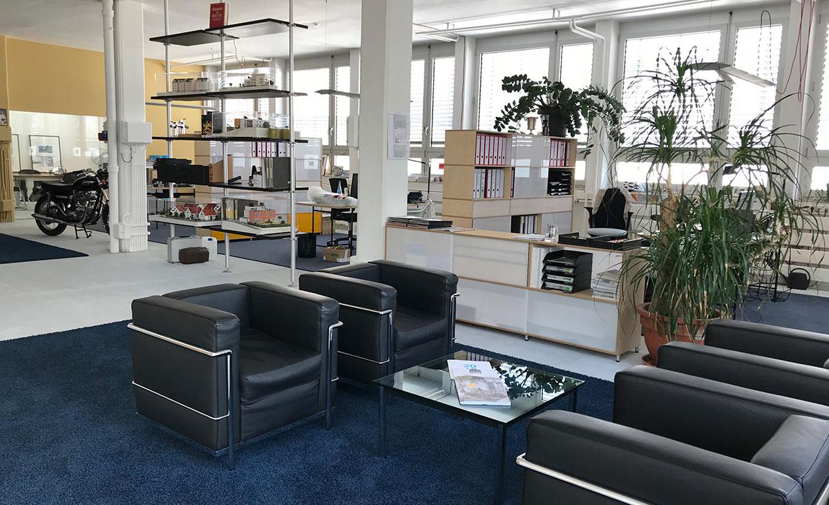 Geiger & Co. Immobilien GmbH Büro Stuttgart